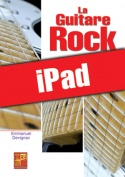 La guitare rock (iPad)