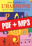Etude & pratique de l'harmonie - Piano (pdf + mp3)