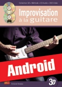 Improvisation à la guitare en 3D (Android)