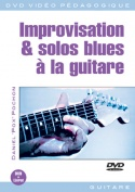 Improvisation & solos blues à la guitare