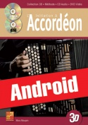 Initiation à l'accordéon en 3D (Android)