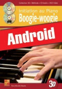 Initiation au piano boogie-woogie en 3D (Android)