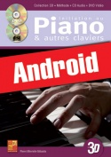 Initiation au piano & autres claviers en 3D (Android)
