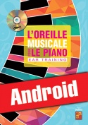 L'oreille musicale pour le piano (Android)