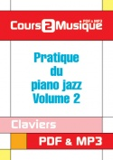 Pratique du piano jazz - Volume 2