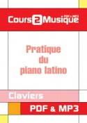 Pratique du piano latino