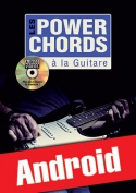 Les power chords à la guitare (Android)