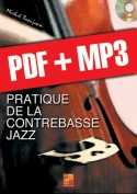 Pratique de la contrebasse jazz (pdf + mp3)