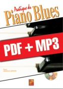 Pratique du piano blues (pdf + mp3)