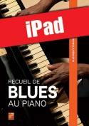 Recueil de blues au piano (iPad)