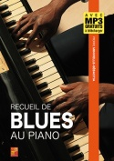 Recueil de blues au piano