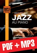 Recueil de jazz au piano (pdf + mp3)