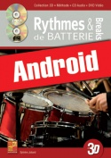 Rythmes & breaks de batterie en 3D (Android)