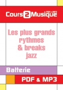 Les plus grands rythmes & breaks jazz