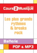 Les plus grands rythmes & breaks rock