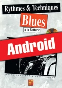 Rythmes & techniques blues à la batterie (Android)