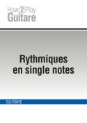 Rythmiques en single notes