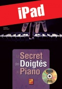 Le secret des doigtés au piano (iPad)