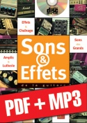 Sons & effets de la guitare (pdf + mp3)