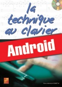 La technique au clavier (Android)