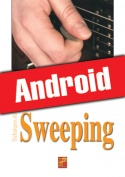 Techniques du sweeping à la guitare (Android)