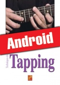 Techniques du tapping à la guitare (Android)