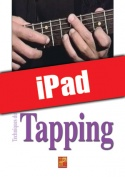 Techniques du tapping à la guitare (iPad)