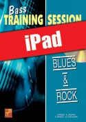 Bass Training Session - Blues & rock (iPad)