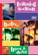 DVD Training Session - Batterie blues & shuffle