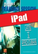 Drums Training Session - Latin & afro-cubain (iPad)