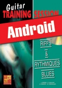 Guitar Training Session - Riffs & rythmiques blues (Android)