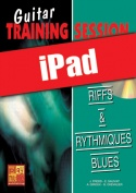 Guitar Training Session - Riffs & rythmiques blues (iPad)