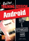 Guitar Training Session - Riffs & rythmiques hard (Android)