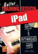 Guitar Training Session - Riffs & rythmiques hard (iPad)