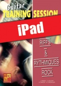 Guitar Training Session - Riffs & rythmiques rock (iPad)