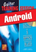 Guitar Training Session - Solos & impros blues (Android)