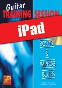 Guitar Training Session - Solos & impros blues (iPad)