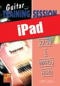 Guitar Training Session - Solos & impros hard (iPad)