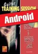 Guitar Training Session - Solos & impros jazz (Android)
