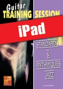 Guitar Training Session - Standards & rythmiques jazz (iPad)