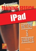 Percussions Training Session - Métier & variété (iPad)