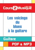 Les voicings du blues à la guitare