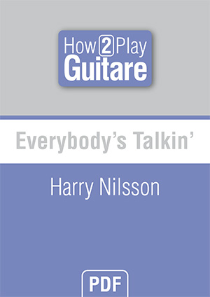 Everybody's Talkin' - Harry Nilsson
