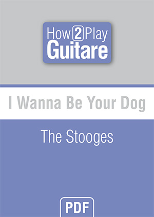 I Wanna Be Your Dog - The Stooges