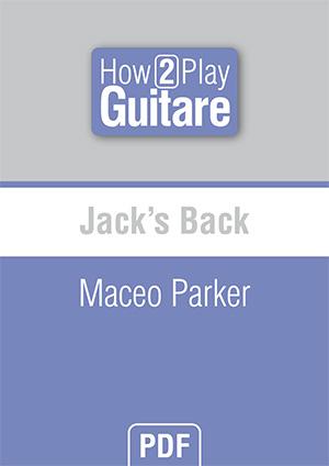 Jack's Back - Maceo Parker