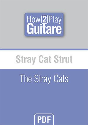 Stray Cat Strut - The Stray Cats