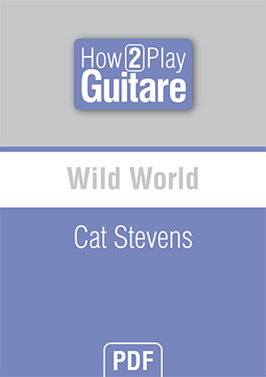 Wild World - Cat Stevens