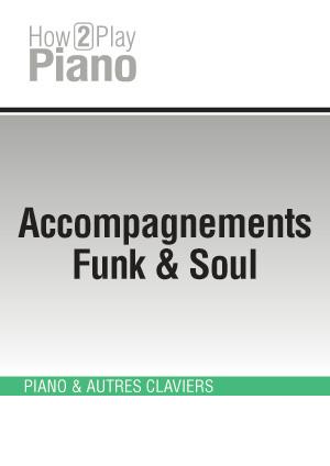 Accompagnements Funk & Soul
