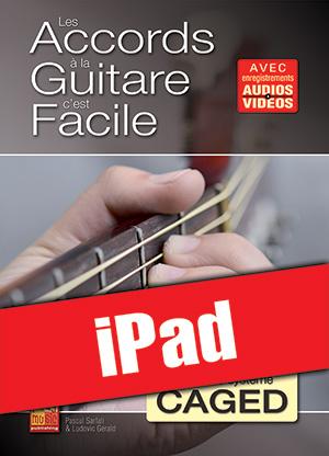 Les accords à la guitare c'est facile (iPad)