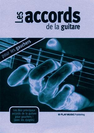 Les accords de la guitare (pour les gauchers)